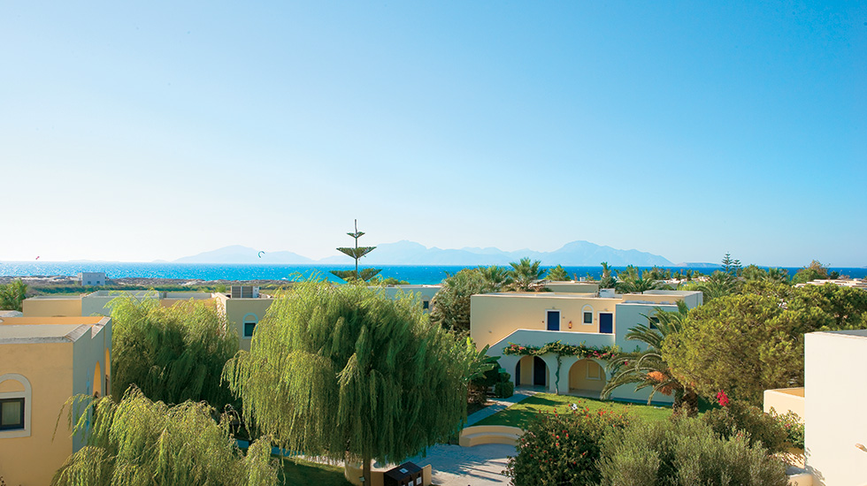 Family Accommodation in Kos Island Royal Park Resort